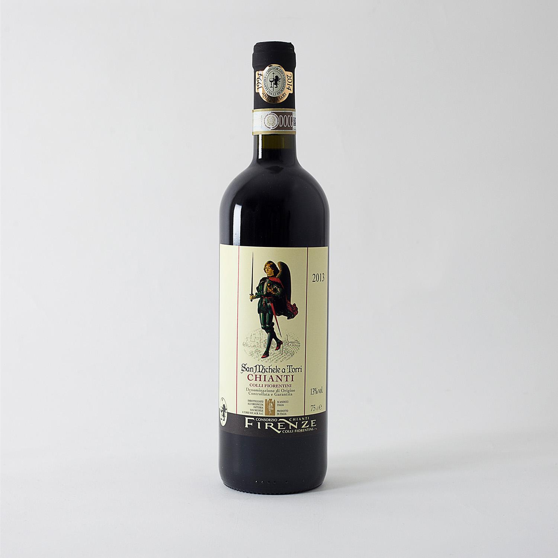 SAN MICHELE A TORRI -  Chianti Colli Fiorentini DOCG