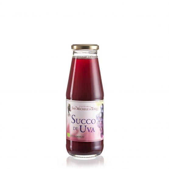 succo di uva biologico prodotto in toscana