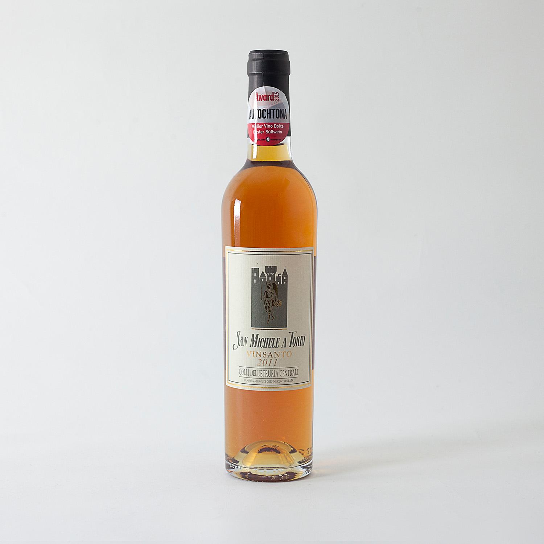 """VIN SANTO """"SAN MICHELE A TORRI"""" - DEL CHIANTI DOC  bottiglia bottiglia da 0,375 lt"""