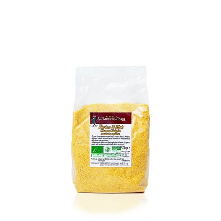 Farina di Mais Marano Biologico, confezione da 0,500 kg