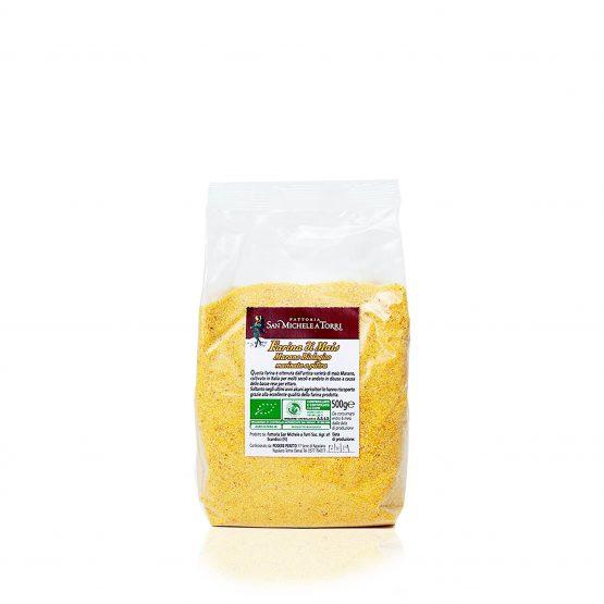 farina di mais marano prodotto in toscana