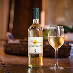 degustazione di vino toscano biologico