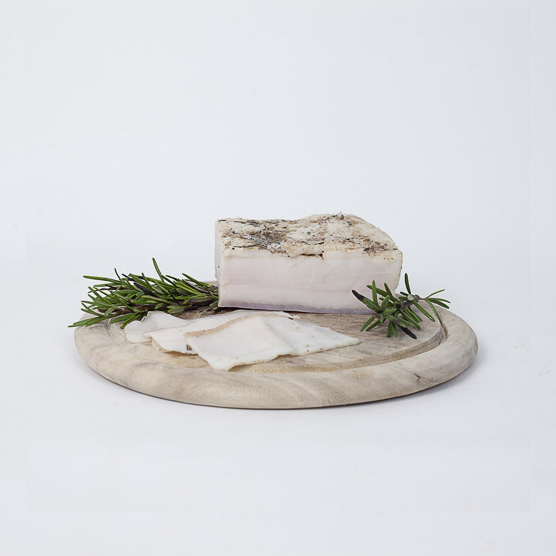 Aromatic lard