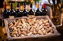 tappi per vino super tuscan