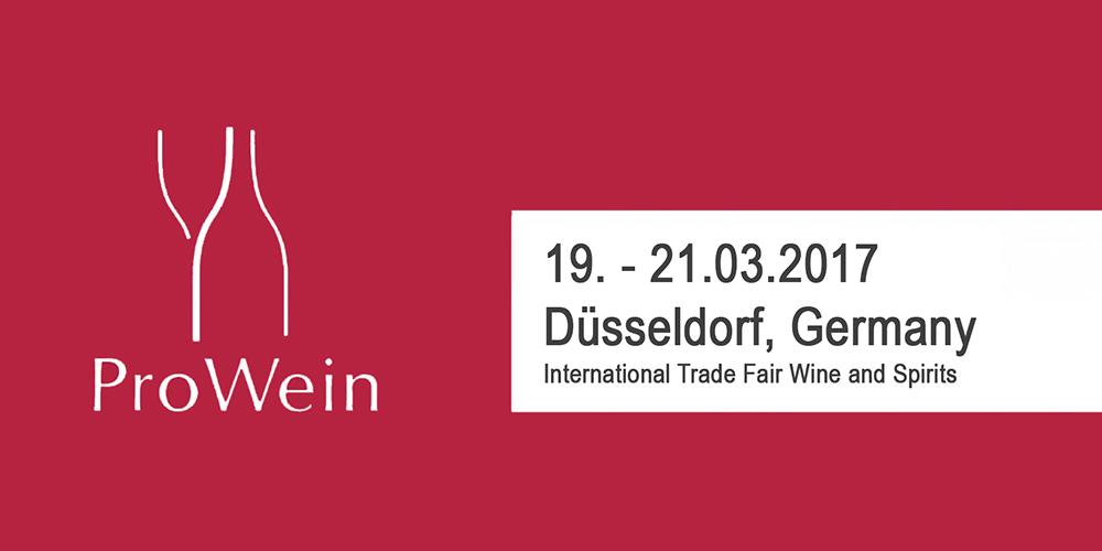 prowein dusseldorf 2017