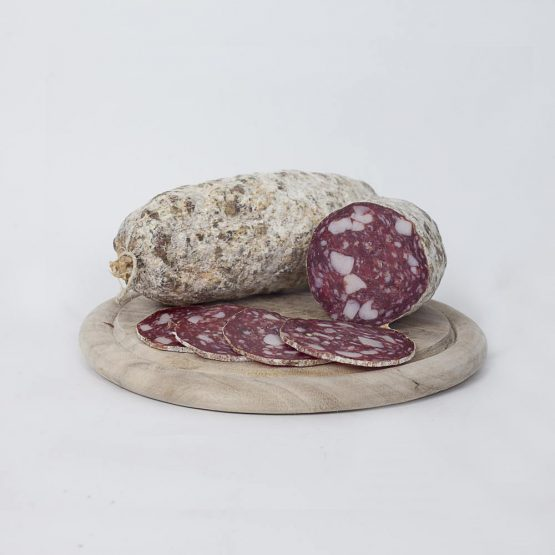 traditional tuscan salame