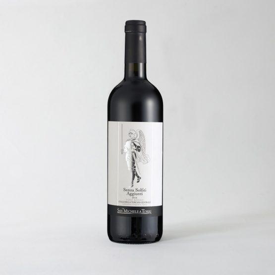 senza solfiti aggiunti vino fattoria san michele