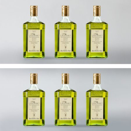 Green Gold in 6 Bottles