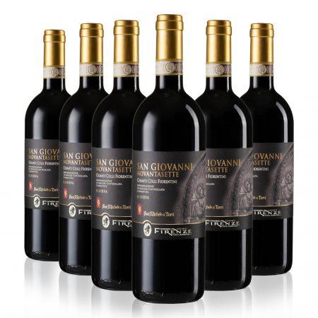 """6 Bottles """"San Giovanni Novantasette"""" Chianti DOCG RISERVA - 10% Off"""