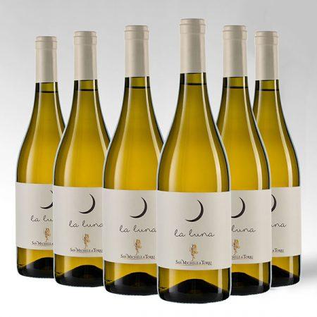 "6 Bottiglie ""La Luna"" IGT Toscana Bianco BARRICATO - Sconto 10%"