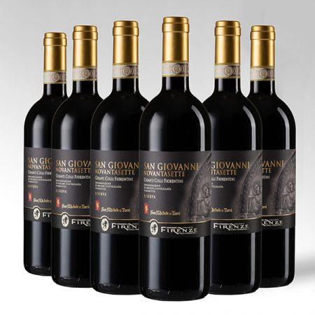 """6 Bottiglie """"San Giovanni Novantasette"""" RISERVA Chianti DOCG - Sconto 10%"""